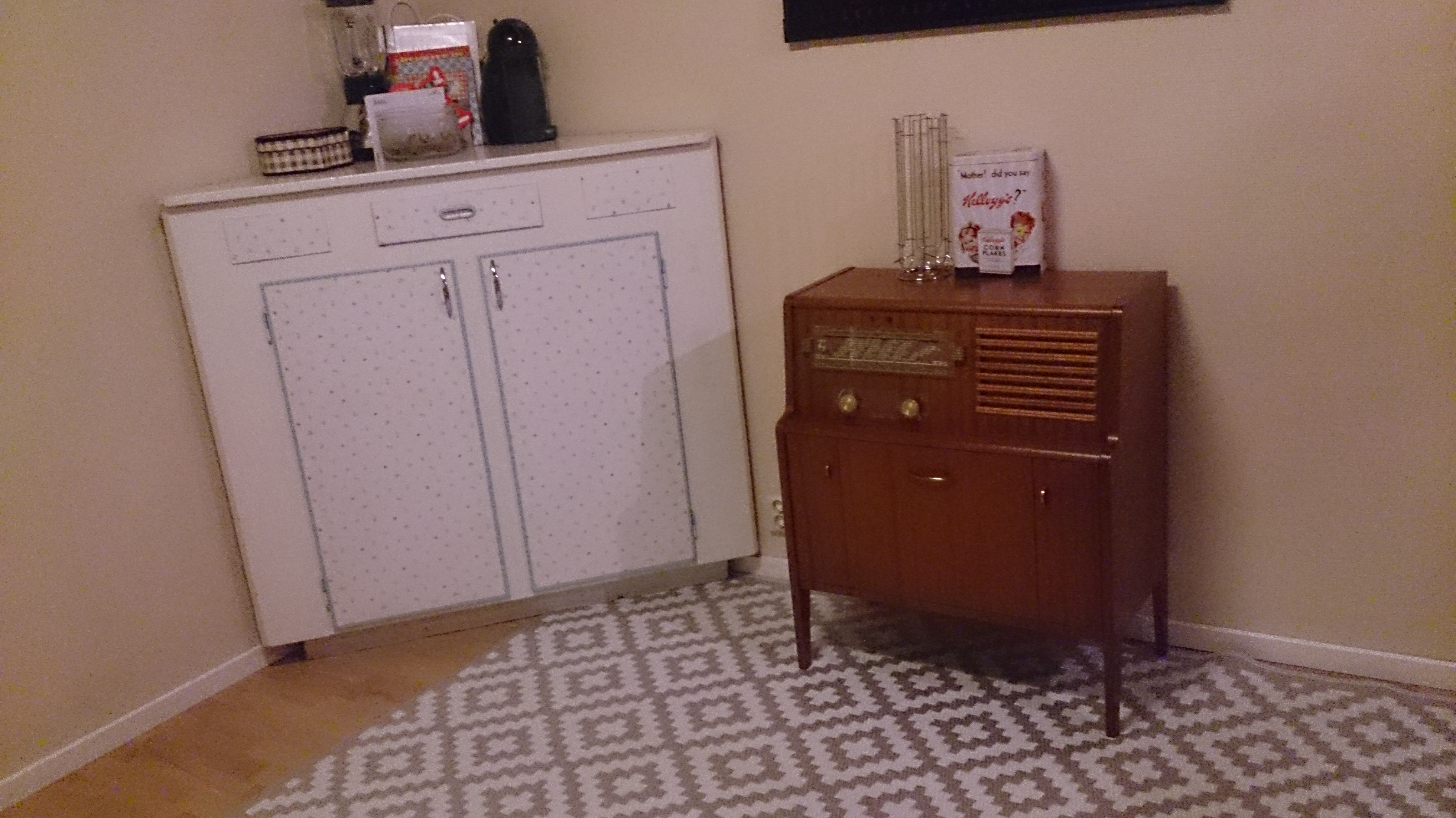 Måla Teak Möbleråterbruk Ifokus